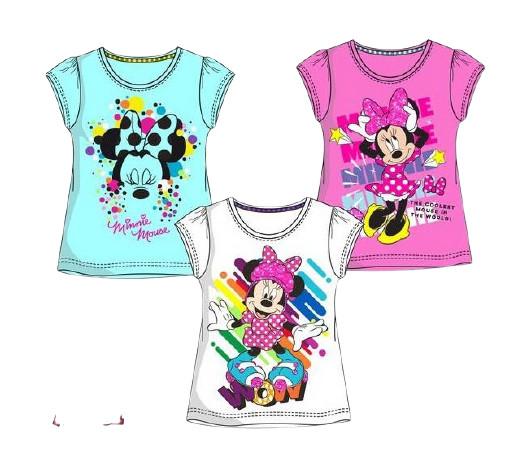 02b6e19d74 Minnie lány póló-Új termék! - Böbe baba játék és ruházat